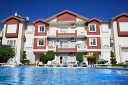 Antalya family home