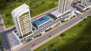 Bahcesehir flat for sale