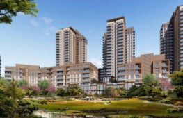 Residences for sale in Bahcesehir Istanbul