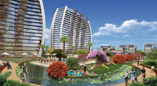 Off plan apartments Istanbul Bakirkoy 46