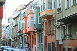 Balat Istanbul streets