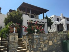 Gumusluk panoramic villa for sale