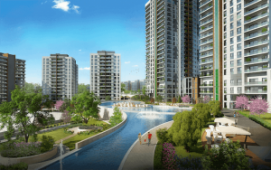Family apartments for sale in Basaksehir