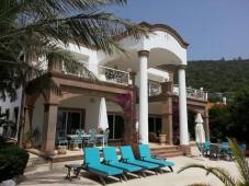 Torba beachfront house for sale