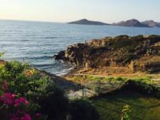 Villa with beachfront for sale in Yalikavak