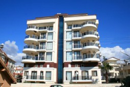 Near to golf course penthouse on Belek for sale