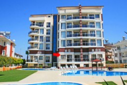 Belek furnished apartment close to a golf course for sale