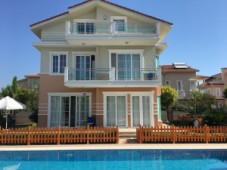 Close to golf course villa for sale in Belek