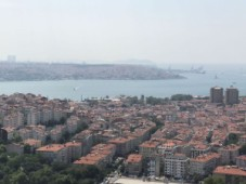 Besiktas sea view apartments for sale