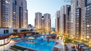 Investment properties for sale in Beylikduzu