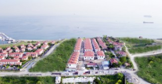 Istanbul villas with sea side for sale