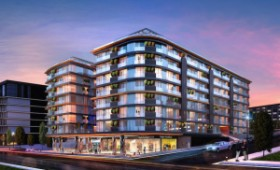 Central Beyoglu apartments for sale
