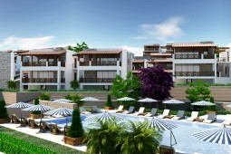 Bodrum centre perfect holiday home and investment