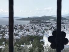 Castle views villa for sale in Bodrum