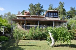 Bodrum villa in countryside