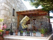 Authentic restored stone house in Bodrum centre