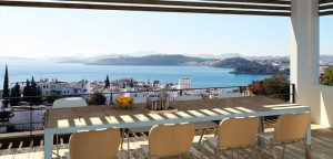 Bodrum Town centre luxury home