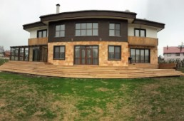 Countryside villa for sale in Bolu