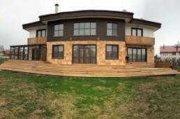 Countryside villa for sale in Bolu