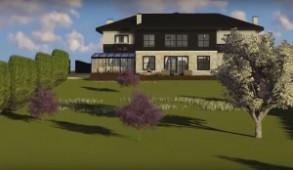 Bolu countryside villa for sale