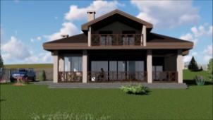 Private countryside villa for sale in Bolu