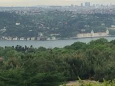 Residence with nice Bosporus sea view
