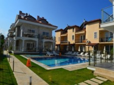 Brand new high quality residential Calis Beach apartments
