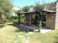 Gumusluk bungalow style villa for sale