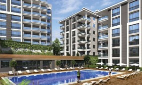 Completed Mudanya apartments for sale