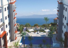 Sea view apartments for sale in Mudanya