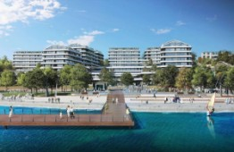 Istanbul sea front apartments for sale