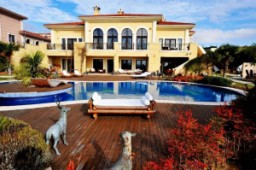 Large mansion for sale in Buyukcekmece