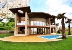 Buyukcekmece art modern villa for sale