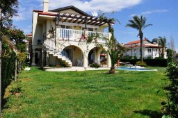 Calis beach villa for sale