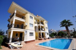 Holiday apartment for sale in Calis