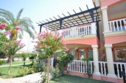Duplex apartment for sale in Calis
