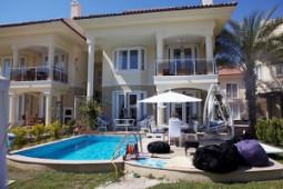 Spacious Calis triplex villa for sale