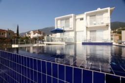 Ovacik contemporary villa for sale