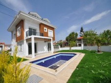 Fethiye contemporary villa for sale