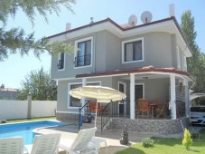Furnished Dalaman real estate in Turkey
