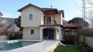 Dalyan villa for sale close to the beach