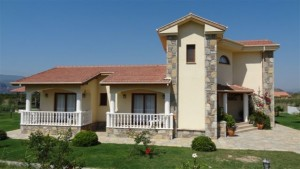 Dalyan home with nice views