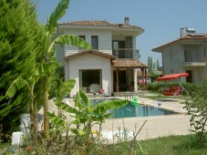 Large family villa for sale in Dalyan