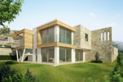 Kas designed villa for sale