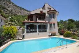 Gocek detached villa for sale