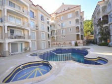 Mountain view apartment for sale in Fethiye