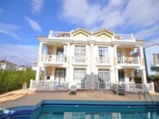 Calis duplex apartments for sale