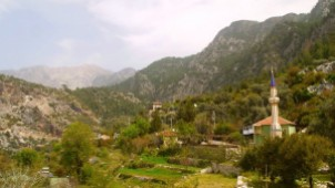 Faralya Village