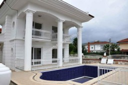 Fethiye villas for sale with private pool