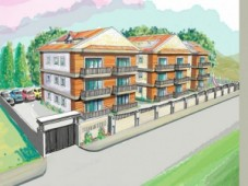 Family apartments for sale in Fethiye